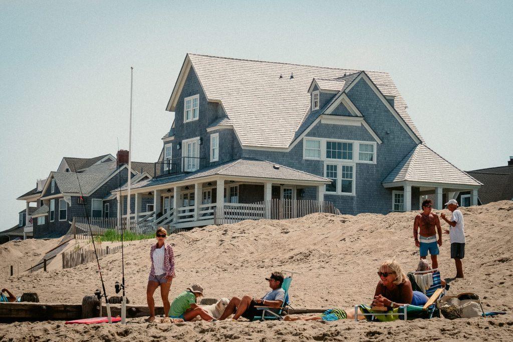 Das langweilige Strandleben 9