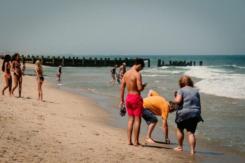 Das langweilige Strandleben 8
