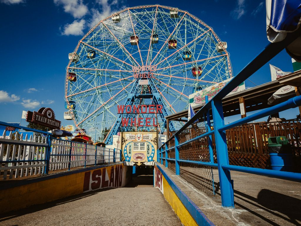 The lost glories of Coney Island